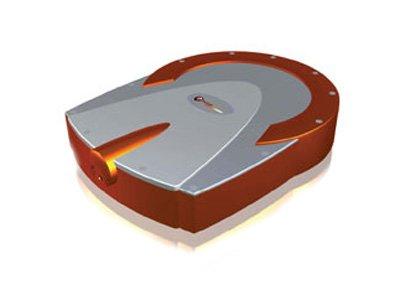 Твердотельный лазер с диодной накачкой s-Pulse со встроенным оптоволоконным усилителем