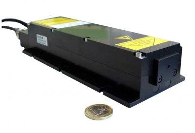 Мощные импульсные DPSS лазеры CLS DSS-1064, оснащенные Q-switched