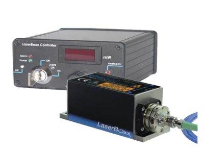 Лазерный УФ диодный модуль серии LaserBoxx